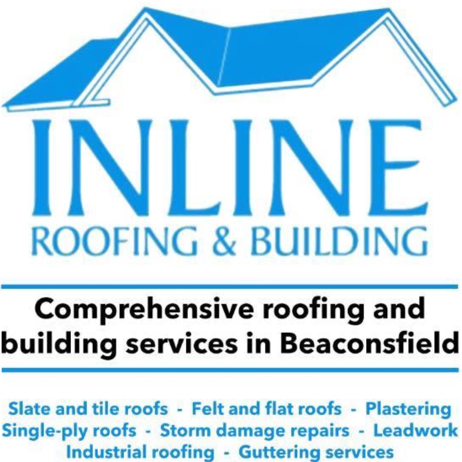Inline roofing and building