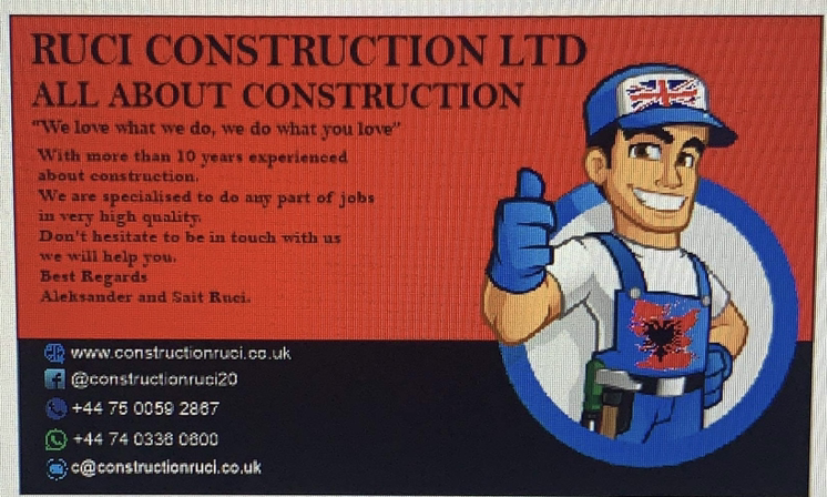 Ruci Construction ltd