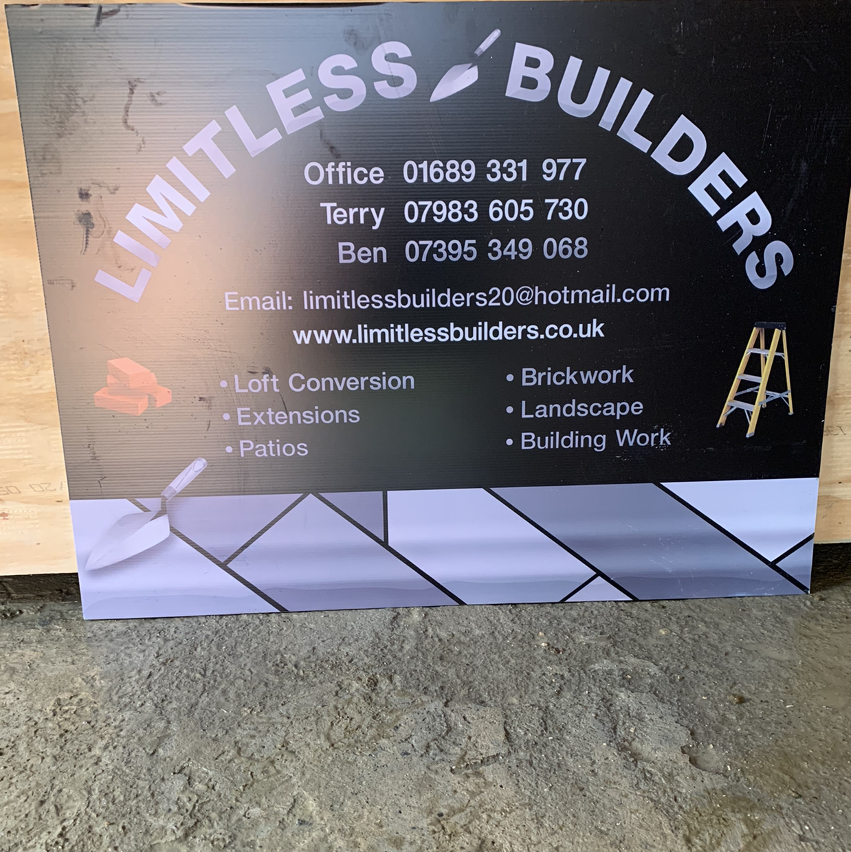 limitless builders