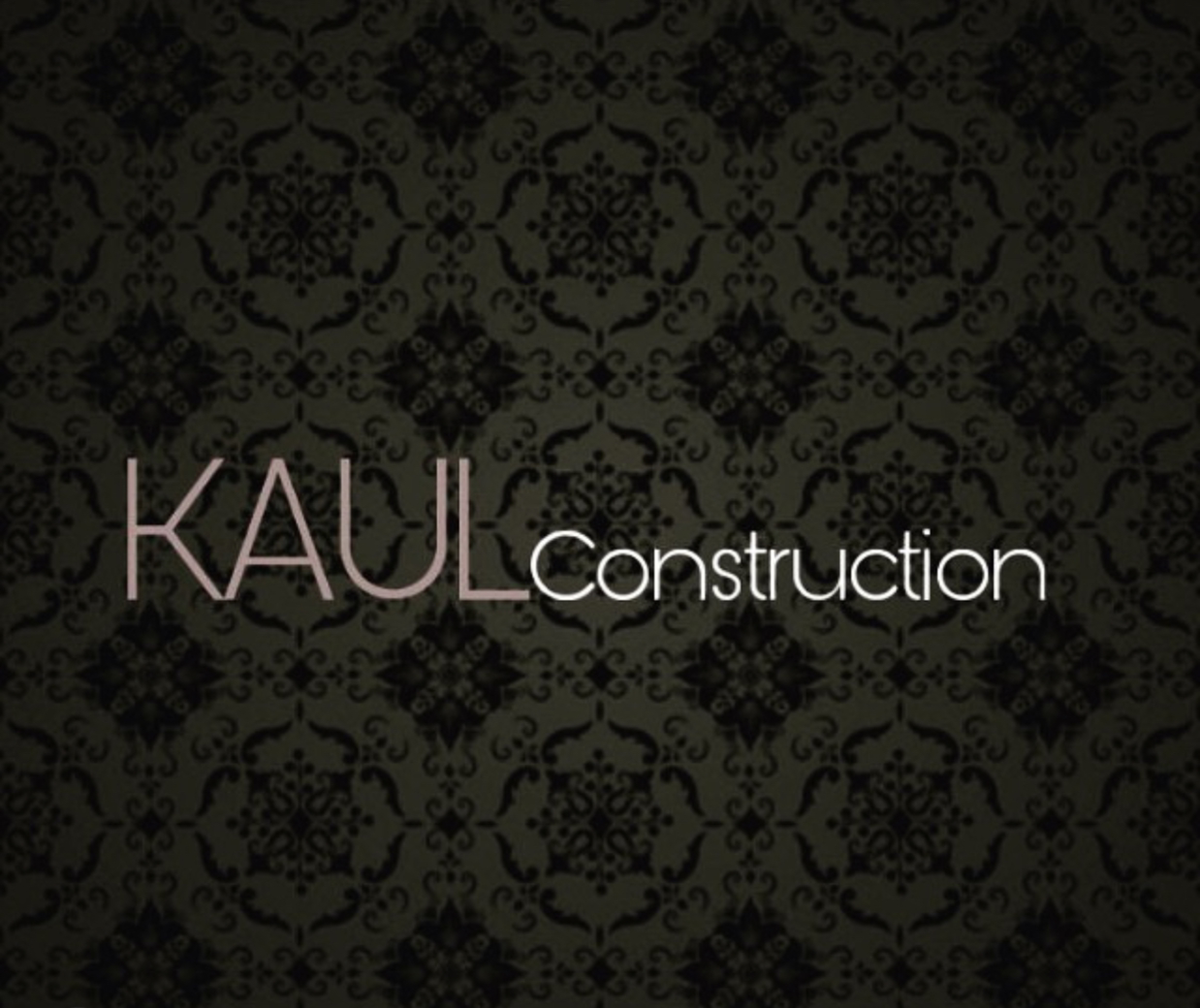 KAULconstruction