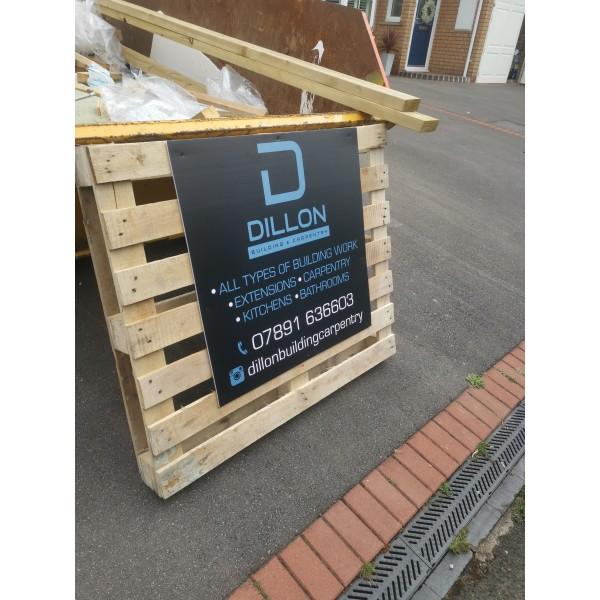 Dillon Building Carpentry Services