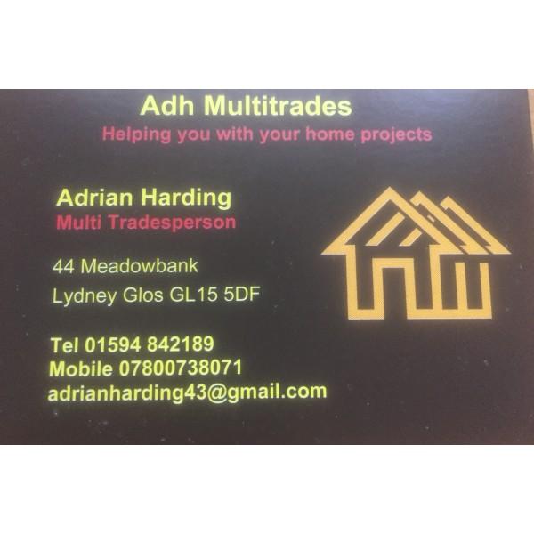 Adrian Harding ADH Multi Trades