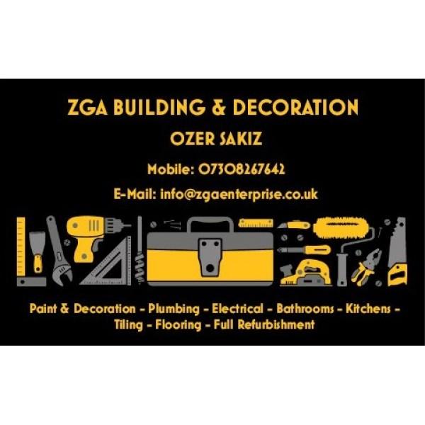 ZGA Enterprise Ltd