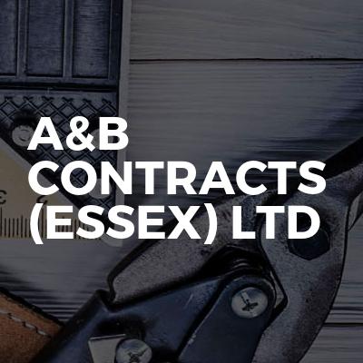 A&B CONTRACTS (Essex) LTD
