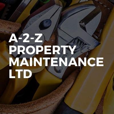 A-2-Z property maintenance Ltd