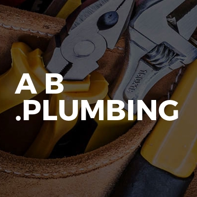 A B .PLUMBING