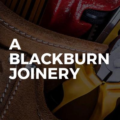 A Blackburn joinery