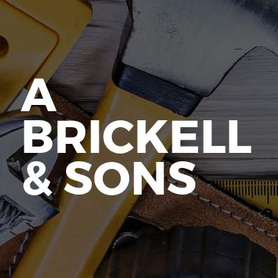 A Brickell & Sons