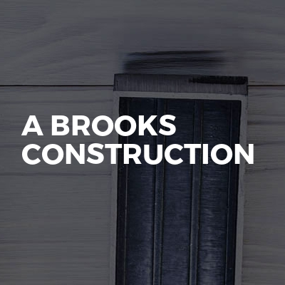 A Brooks Construction