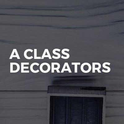 A Class Decorators
