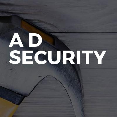 A D Security
