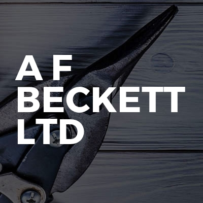 A F Beckett Ltd