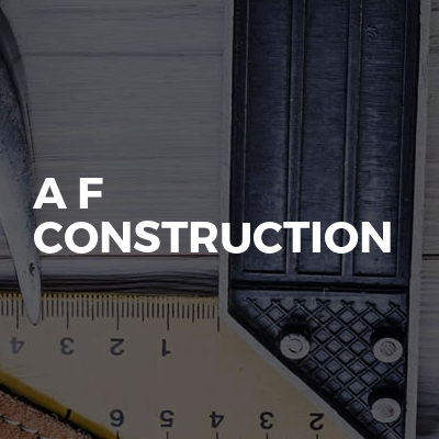 A F Construction