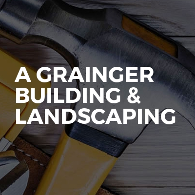 A Grainger Building & Landscaping