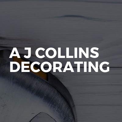 A J Collins Decorating