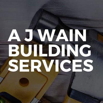 A J Wain Building Services