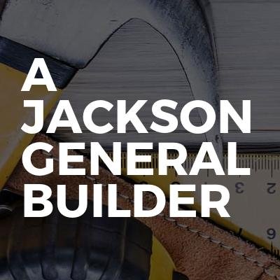 A Jackson General Builder