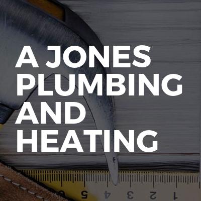 A jones plumbing and heating