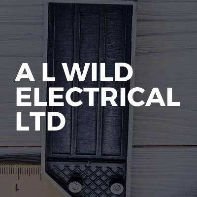 A L Wild Electrical ltd