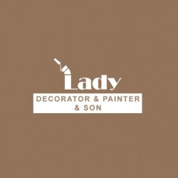 A Lady Painter & Decorator & Son