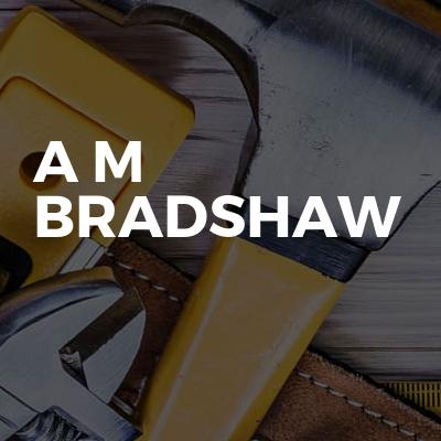 A M Bradshaw