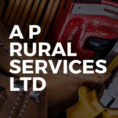 A P Rural Services Ltd
