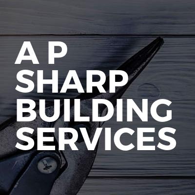 A P Sharp Building Services