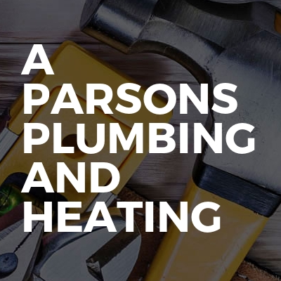A Parsons Plumbing and Heating