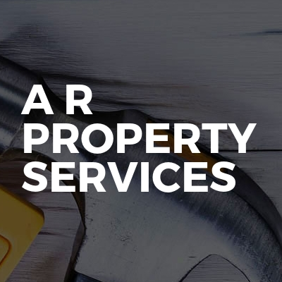 A R Property Services