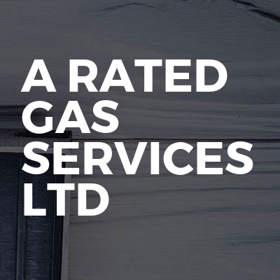 A Rated Gas Services Ltd