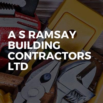 A S Ramsay Building Contractors Ltd
