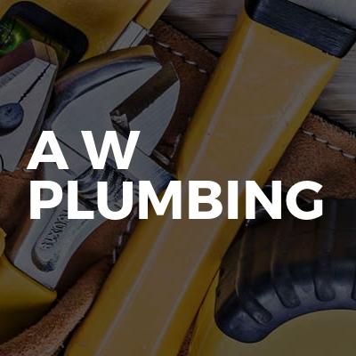 A W Plumbing