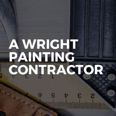 A Wright painting contractor