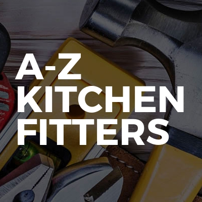 A-Z Kitchen Fitters