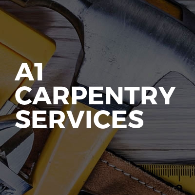 A1 Carpentry Services