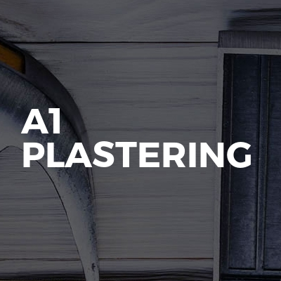 A1 Plastering