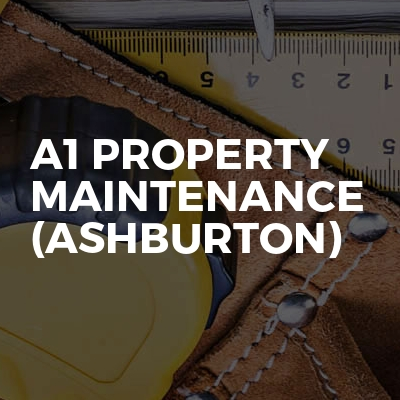 A1 Property Maintenance (Ashburton)