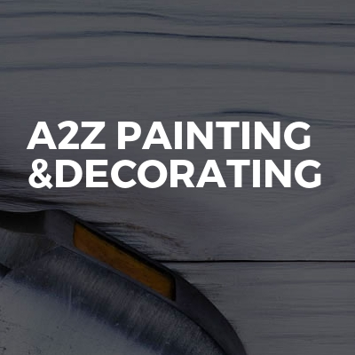 A2Z painting &decorating