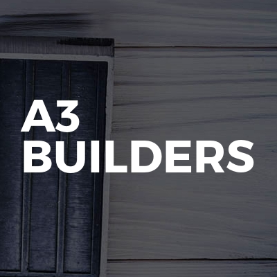 A3 BUILDERS