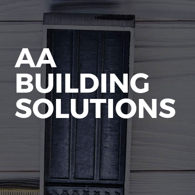 AA building solutions