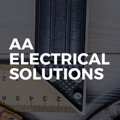 AA Electrical Solutions