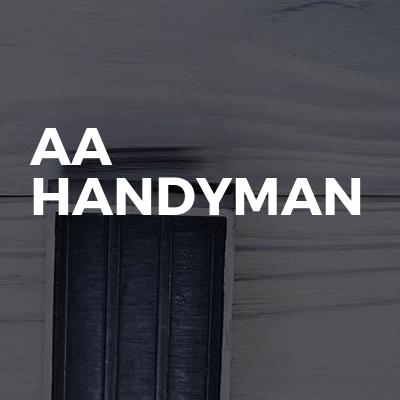 AA HANDYMAN