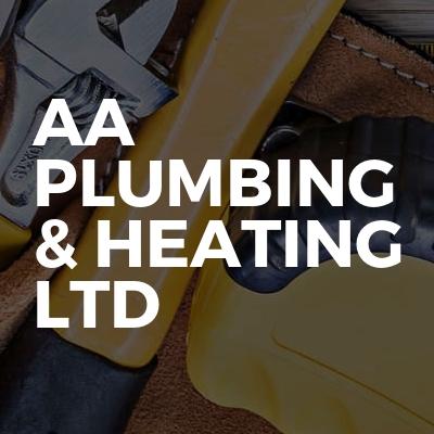 AA Plumbing & Heating ltd
