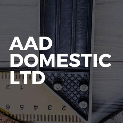AAD DOMESTIC LTD