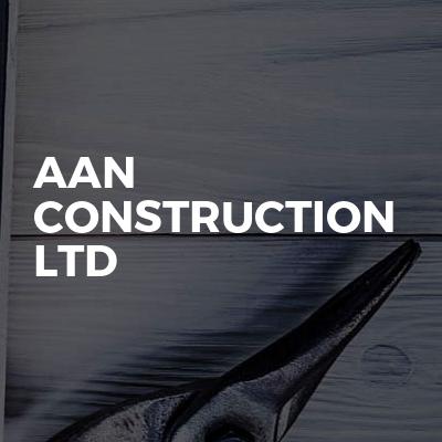 AAN Construction Ltd