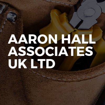 Aaron Hall associates Uk ltd