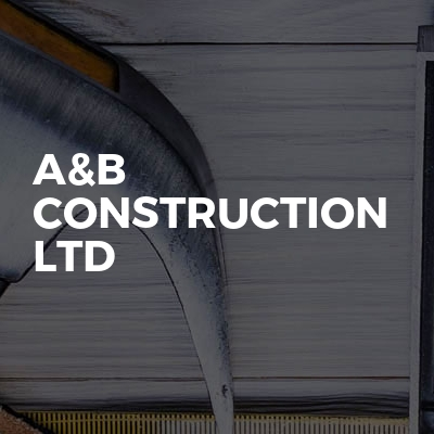 A&B Construction Ltd
