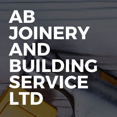 AB JOINERY AND BUILDING SERVICE LTD