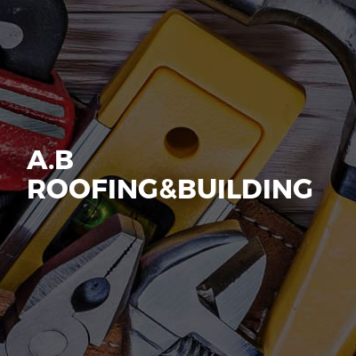 A.B roofing&building