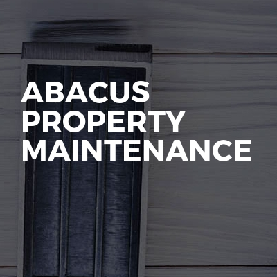 Abacus property maintenance